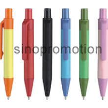 2015 New Promotional Mini Eco Retractable Paper Pen (YM043)